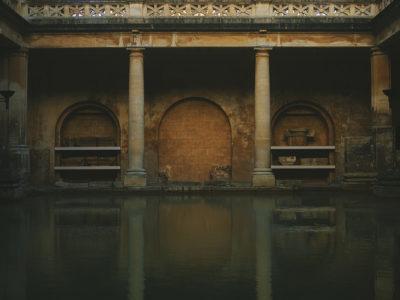 England - Bath, Canterbury, & London