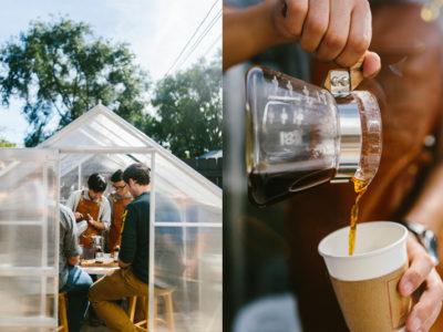 LOKAL - keeping coffee local