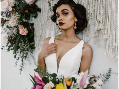 Valentine's Day Bridal Inspiration